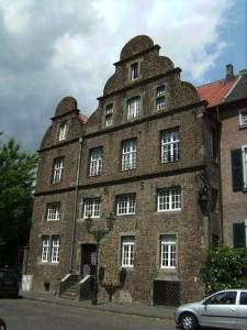 Das alte Zollhaus in KW