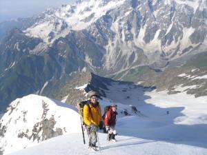 Tag der Gipfelbesteigung
