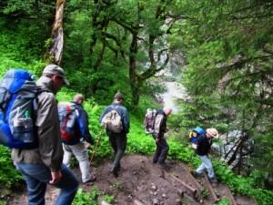 Wanderung Gruppenreise